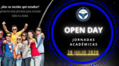 OPEN DAY 2020 Iniseg