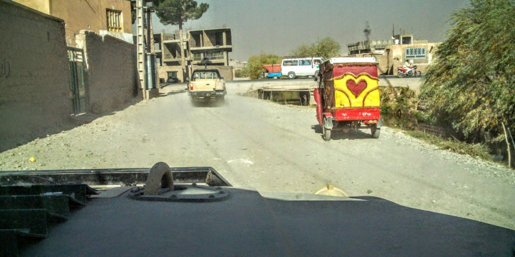 Cárcel Afganistán