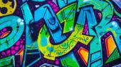 delito grafitis