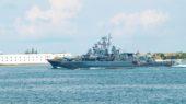 buques de guerra rusos