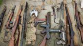 proliferación de armas