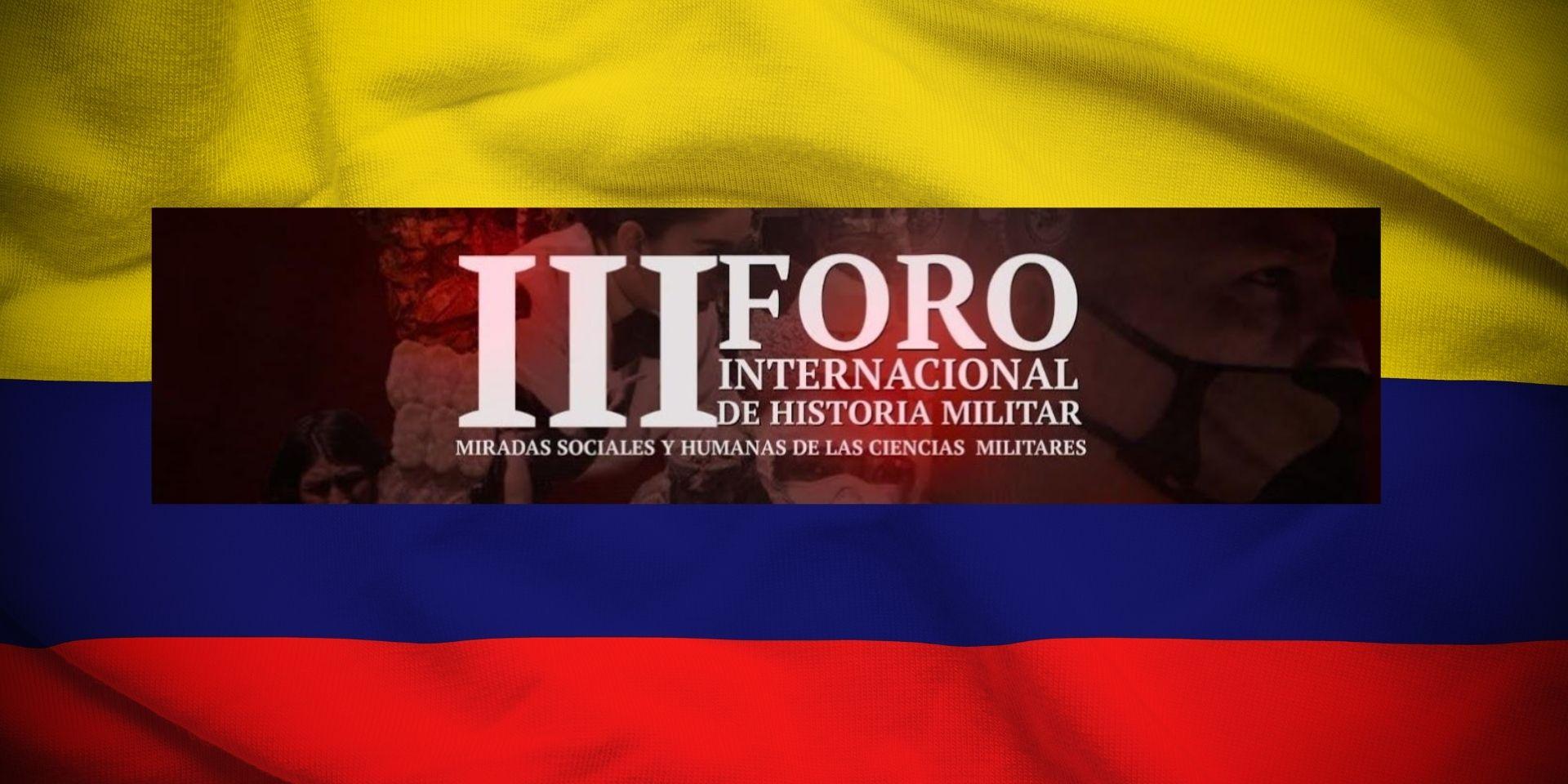 INISEG en el III Foro Internacional de Historia Militar 2021 | Iniseg
