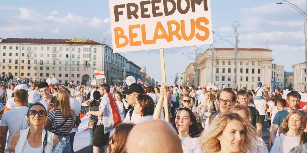 nuevas sanciones a Bielorrusia