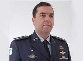 Imagen del profesor:  Mayor Olavo Freitas Mendonça