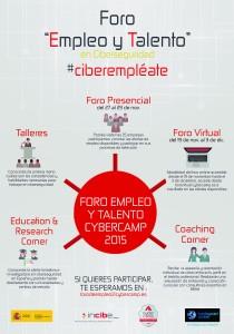 Profesionales de futuro en Ciberseguridad corporativa: CyberCamp 2015