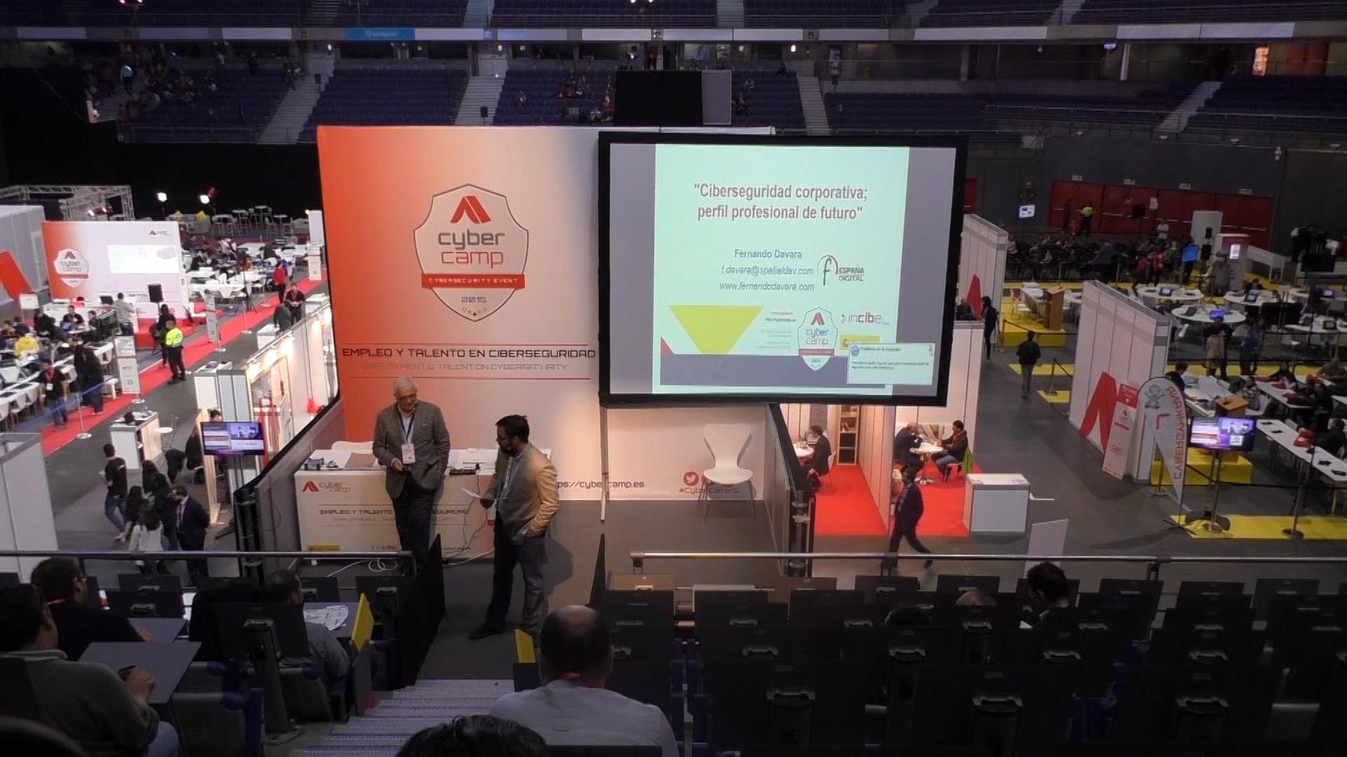 Aucal participa en Cybercamp 2015, una cita destacada en ciberseguridad