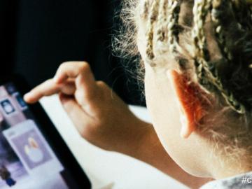 Las apps infantiles envían los datos de los niños a terceros