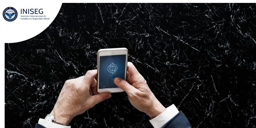 seguridad en dispositivos móviles