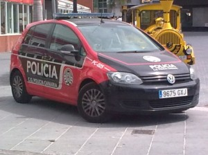 Seguridad Privada en Canarias
