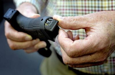 yardarm-gun