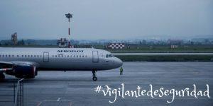 Vigilante Aeroportuario: ¿nueva especialidad?