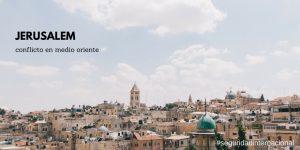 La verdadera razón del conflicto Palestina-Israel