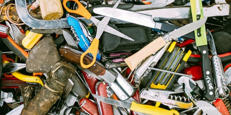 Destino de objetos perdidos en aeropuertos seguridad for Oficina objetos perdidos madrid