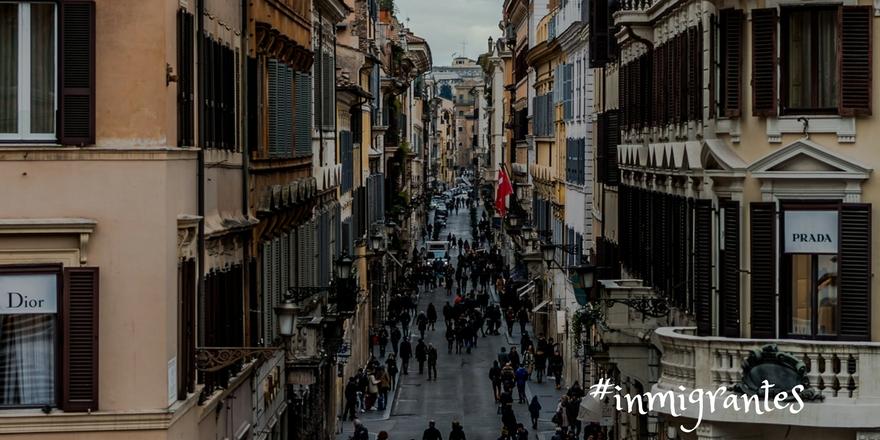 ¿Qué sucede en Italia con los inmigrantes?