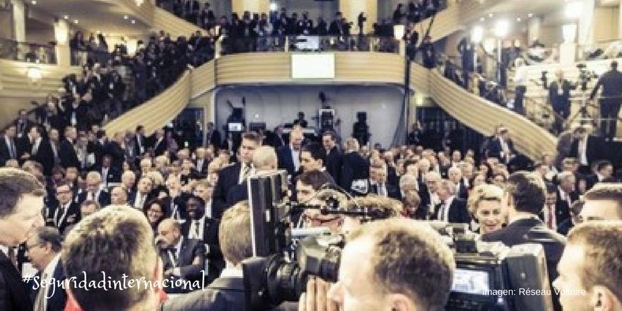Conferencia de Seguridad en Münich