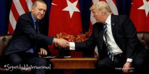 EE.UU y Turquía se unieron contra el terrorismo