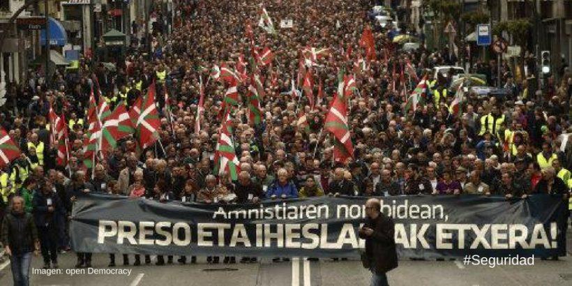 ETA y Enaltecimiento del Terrorismo