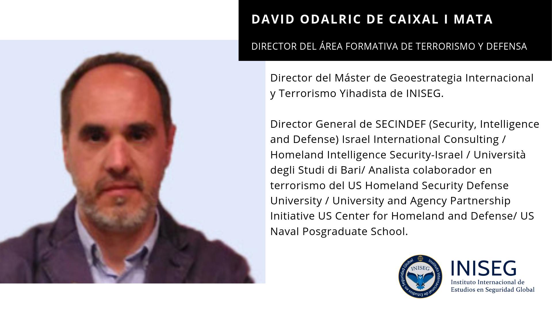 Ficha David Odalric