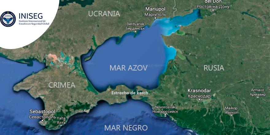 Enfrentamiento Rusia y Ucrania: conflicto en el estrecho de Kerch