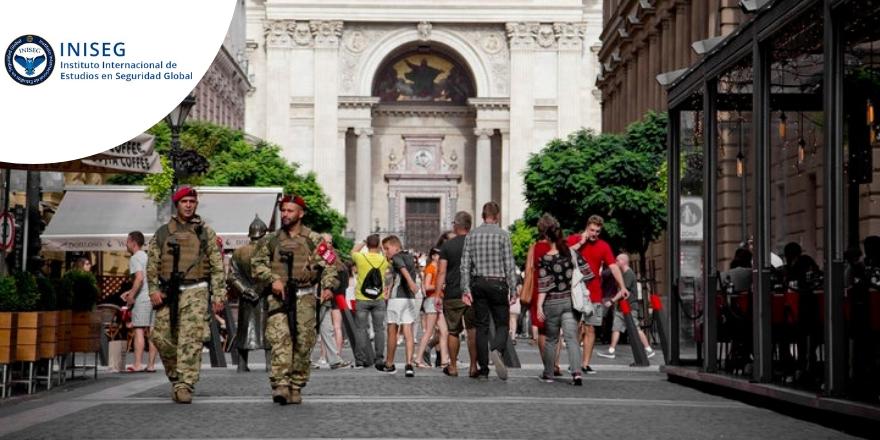 Importancia Seguridad Turística