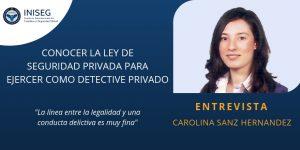Conocer la Ley de Seguridad Privada para ejercer como Detective privado