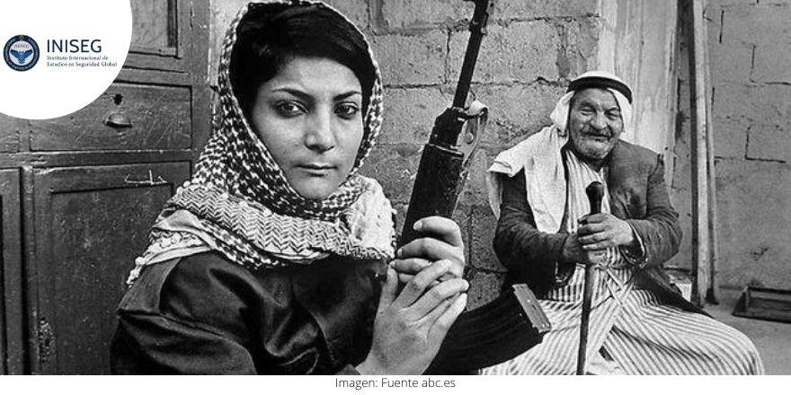 Mujeres en el terrorismo