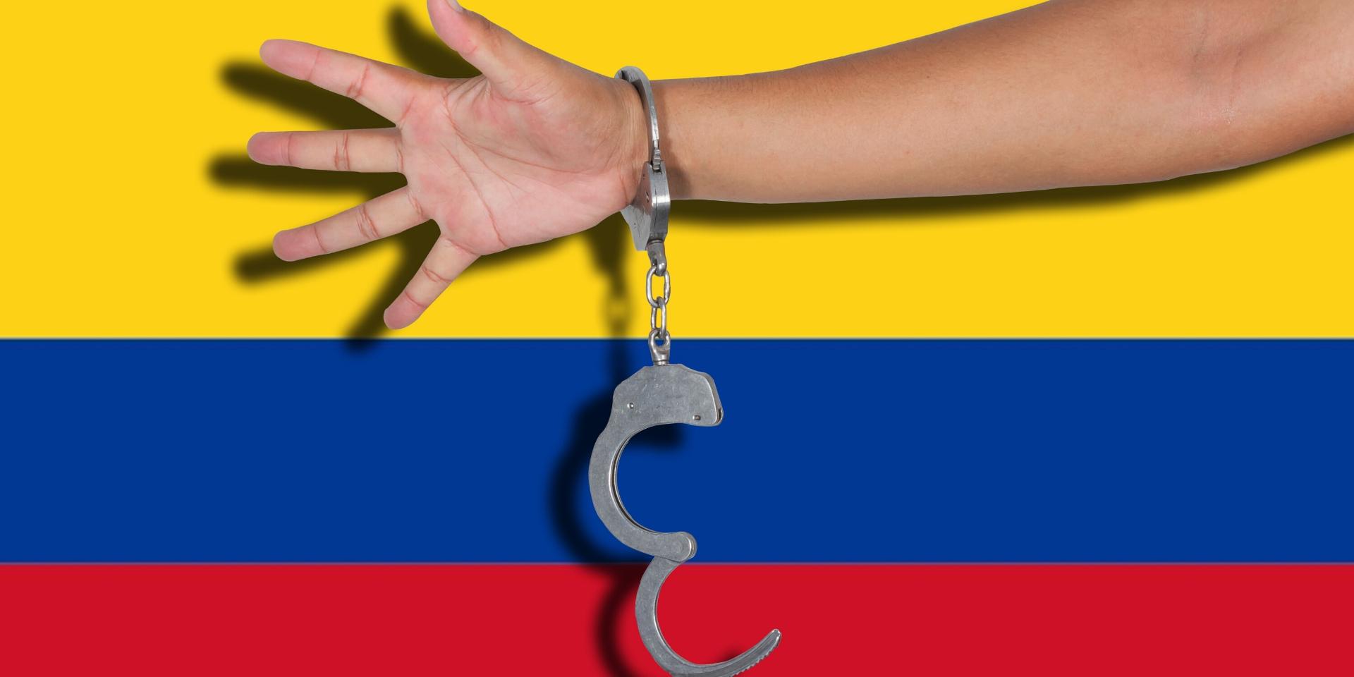 Matanza campesina en Colombia