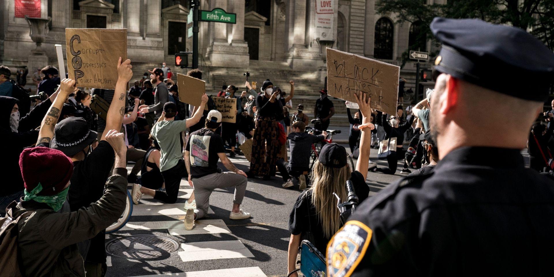 violencia en EEUU