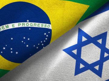 Israel y Brasil