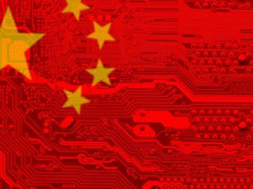 invasión china