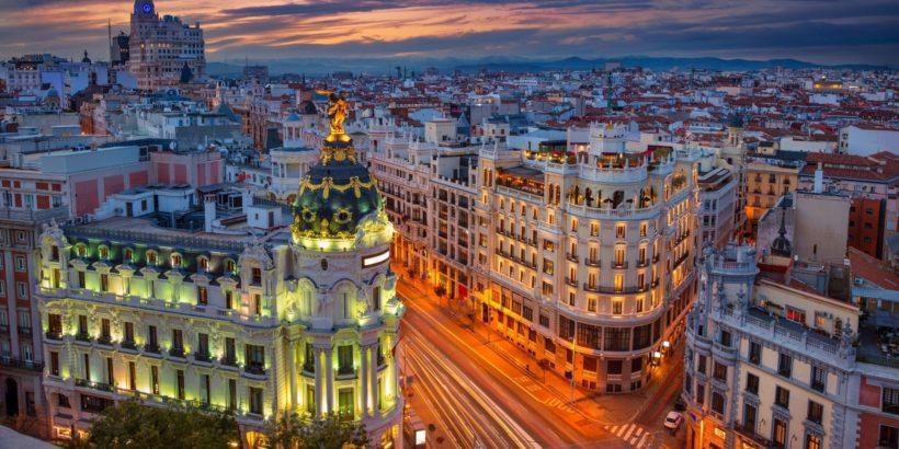 Madrid es la nueva Lisboa