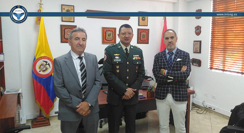 Proyectos Ciberseguridad Iniseg en Colombia