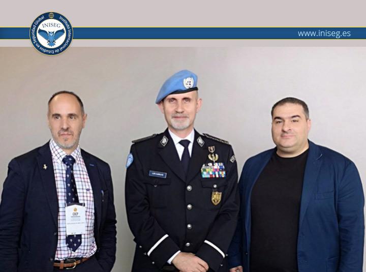 Congreso Ciencias Policiales en Brasil 2018