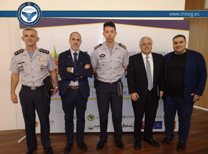 Congreso Internacional de Ciencias Policiales