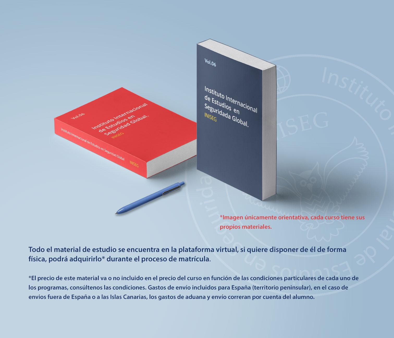 Materiales programa formativo Iniseg