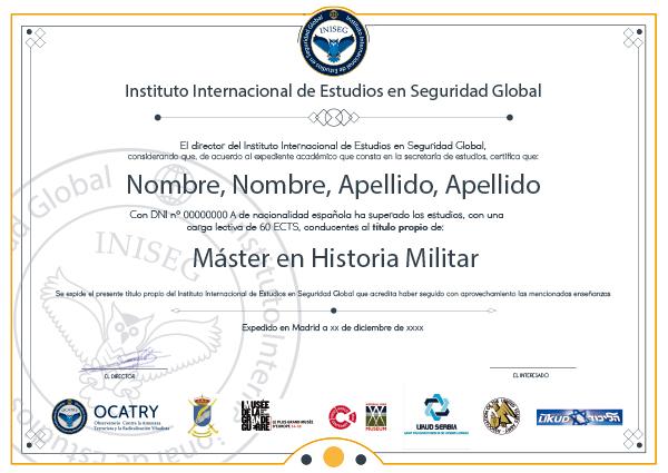 Diploma INISEG