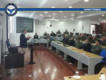 I Foro Internacional de Seguridad en Ecuador